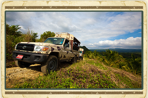 4x4 Off-Road Safari from Negril