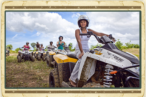 ATV Safari from Negril