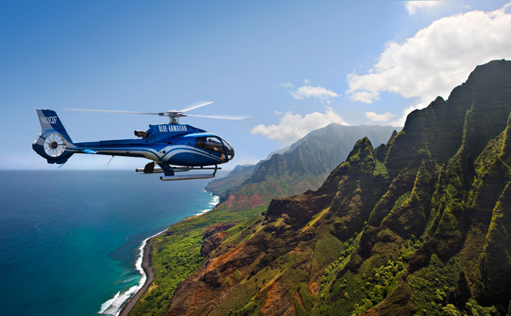Blue Hawaiian Helicopters - 50 Minute Kauai Eco Adventure