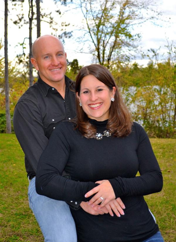 Kristen Barone and Jason Rothenberger